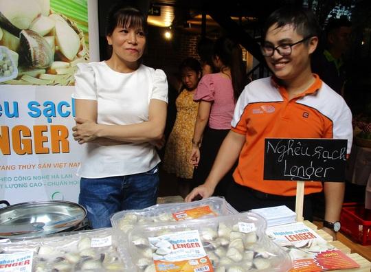 """Thịt heo rừng hữu cơ lần đầu xuất hiện tại """"Organic Town – Gis Market"""" - Ảnh 6."""