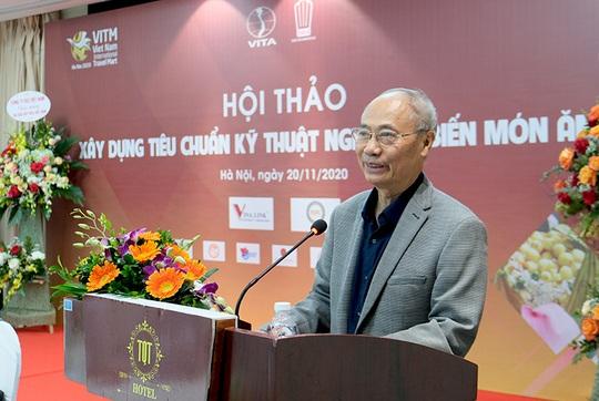 Đưa Việt Nam trở thành Bếp ăn thế giới - Ảnh 2.