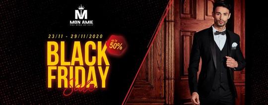 Mon Amie Black Friday – Tuần lễ mua sắm giảm giá đến 50% - Ảnh 2.