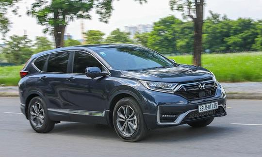 Thị trường ôtô Việt xoay chiều vì chính sách trước bạ - Ảnh 2.