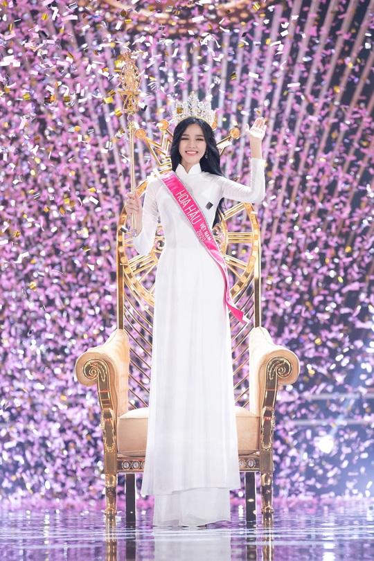 Nhiệm vụ lớn nhất của tân hoa hậu Việt Nam Đỗ Thị Hà - Ảnh 1.