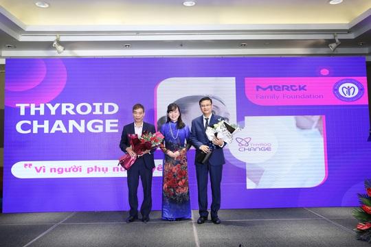 Quỹ The Merck Family cùng Bệnh viện Nội tiết Trung ương công bố kết quả dự án Thyroid Change - Ảnh 2.