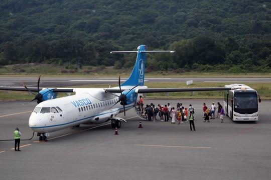 Quá nóng ruột, BR-VT đề nghị Bộ GTVT duyệt quy hoạch sân bay Côn Đảo - Ảnh 1.