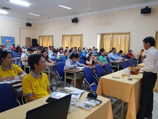 Giúp CNVC-LĐ tiếp cận chính sách pháp luật - Ảnh 1.