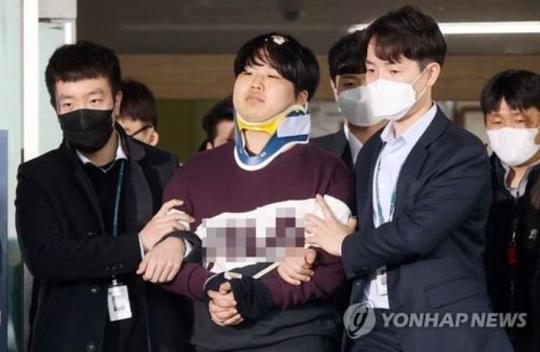 Kẻ cầm đầu đường dây tống tiền tình dục chấn động Hàn Quốc trả giá đắt - Ảnh 1.