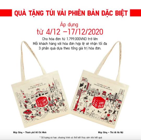 UNIQLO mang nhiều ưu đãi cho khách hàng nhân kỷ niệm một năm đến Việt Nam - Ảnh 1.