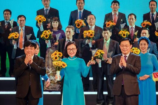 SASCO tiếp tục được vinh danh Thương hiệu Quốc gia năm 2020 - Ảnh 1.