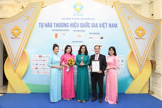"""Lần thứ 5 liên tiếp Vietravel vinh dự đón nhận danh hiệu """"Thương hiệu quốc gia Việt Nam 2020"""" - Ảnh 2."""