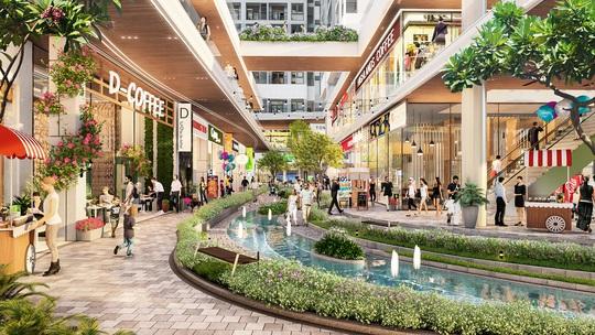 """Ấn tượng với những khu phố thương mại """"mở"""" trên khắp thế giới - Ảnh 5."""
