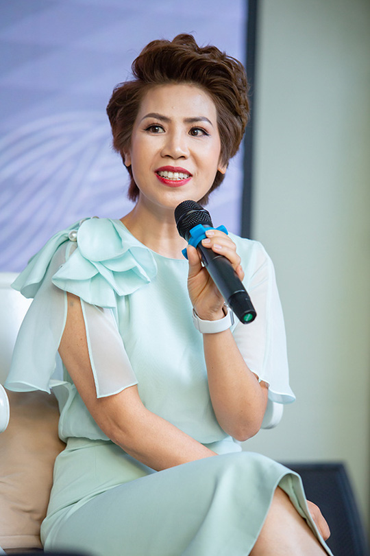 NSƯT Hồng Vy làm liveshow để đời dù phải chiến đấu với bệnh hiểm nghèo - Ảnh 2.