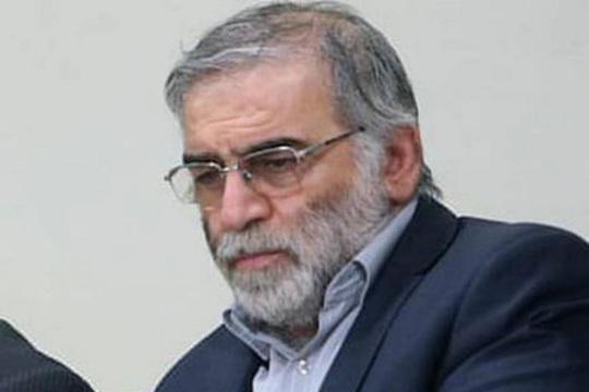 Nhà khoa học hạt nhân hàng đầu Iran bị ám sát gần Tehran - Ảnh 2.