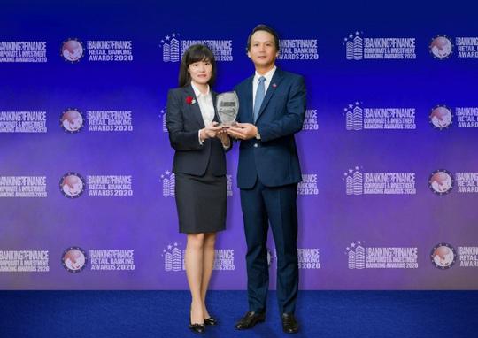 """BIDV tiếp tục là """"Ngân hàng SME tốt nhất Việt Nam"""" - Ảnh 2."""