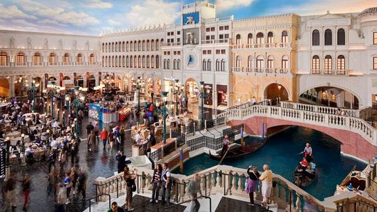 """Ấn tượng với những khu phố thương mại """"mở"""" trên khắp thế giới - Ảnh 3."""