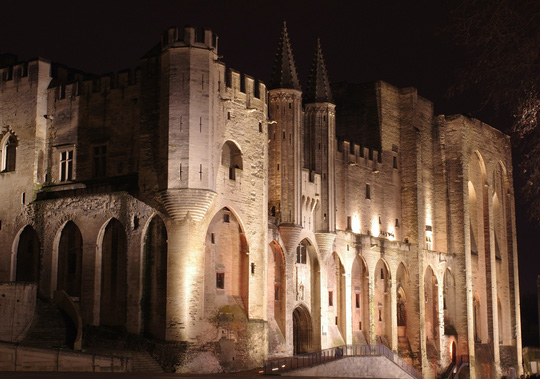 Avignon - cũ mới song hành - Ảnh 1.