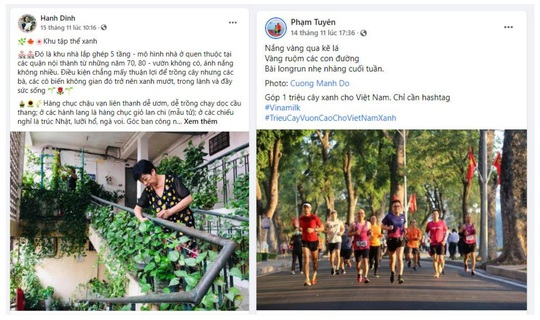 'Triệu cây vươn cao cho Việt Nam xanh' - Kết thúc đẹp của chiến dịch online được cộng đồng góp sức - Ảnh 1.