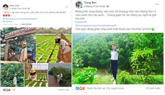 'Triệu cây vươn cao cho Việt Nam xanh' - Kết thúc đẹp của chiến dịch online được cộng đồng góp sức - Ảnh 6.