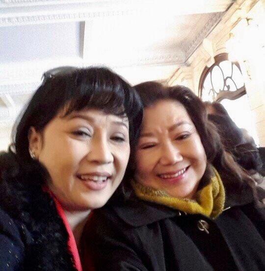 Mai Vàng nhân ái thăm NSND Thảo Vân và nghệ sĩ hài Vũ Quang tại Bến Tre - Ảnh 4.