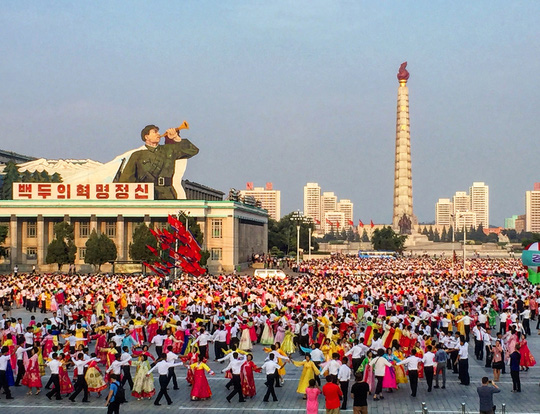 Triều Tiên qua con mắt của một hướng dẫn viên - Ảnh 1.