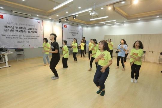 POSCO E&C tặng phòng chức năng cho học sinh Bà Rịa-Vũng Tàu - Ảnh 2.