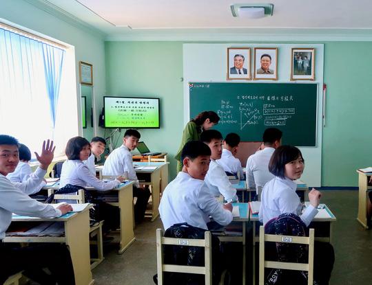 Triều Tiên qua con mắt của một hướng dẫn viên - Ảnh 5.