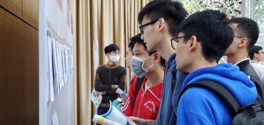 Nhiều cơ hội việc làm cho sinh viên Trường ĐH Bách khoa Hà Nội - Ảnh 3.
