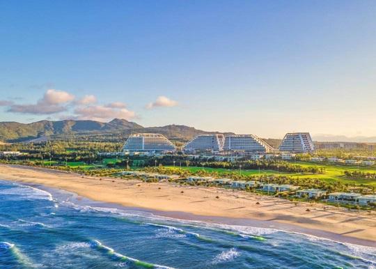 Thêm 1 khách sạn 5 sao với 1.500 phòng trên bãi biển đẹp nhất Quy Nhơn - Ảnh 2.