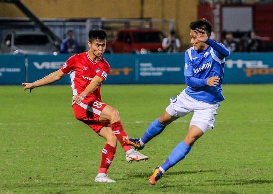 CLB Viettel tiến sát ngôi vô địch V-League - Ảnh 1.