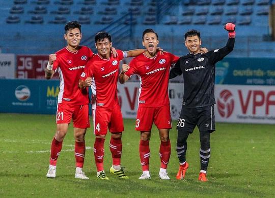 CLB Viettel tiến sát ngôi vô địch V-League - Ảnh 3.