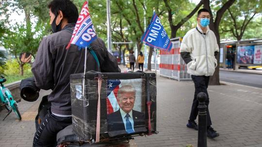 Quan điểm bất ngờ của dân Trung Quốc với cuộc bầu cử Mỹ - Ảnh 1.