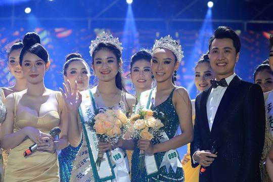 Lung linh với dàn sao đêm Chung kết Hoa khôi Du lịch Việt Nam 2020. - Ảnh 6.
