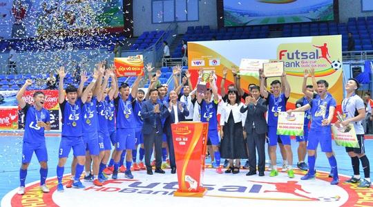 Giải Futsal HDBank Cúp Quốc gia 2020 để lại dấu ấn với người hâm mộ phố núi - Ảnh 2.