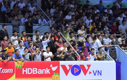 Giải Futsal HDBank Cúp Quốc gia 2020 để lại dấu ấn với người hâm mộ phố núi - Ảnh 7.