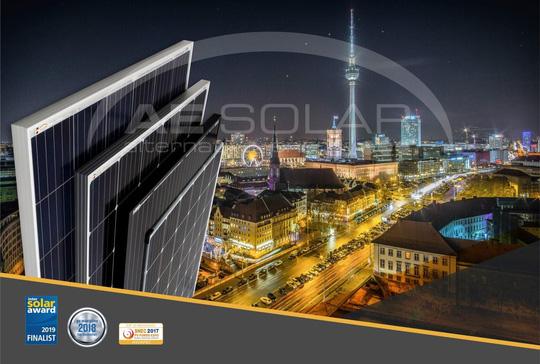 Giải pháp năng lượng tái tạo kết hợp thẩm mỹ kiến trúc nhà ở - Ảnh 1.