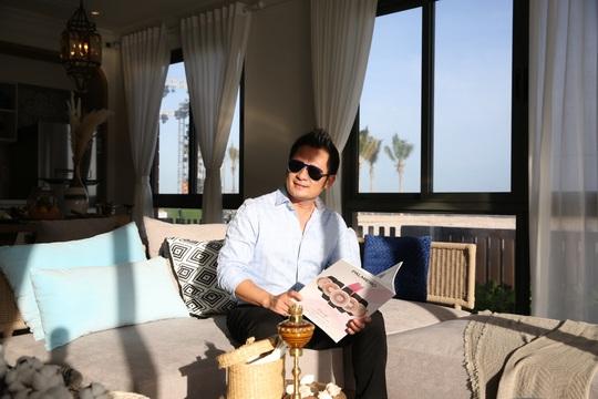 Bằng Kiều trình diễn loạt ca khúc lãng mạn bên bờ biển Hồ Tràm - Ảnh 5.