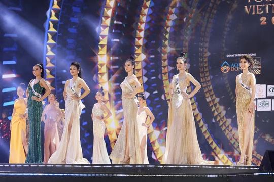 Lung linh với dàn sao đêm Chung kết Hoa khôi Du lịch Việt Nam 2020. - Ảnh 1.