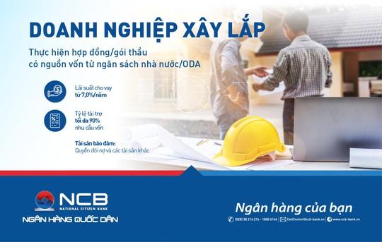 NCB đẩy mạnh cho vay sản xuất kinh doanh cuối năm - Ảnh 1.