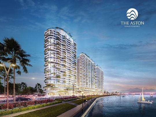 The Aston Luxury Residence - Tinh hoa đường cong sóng biển - Ảnh 1.