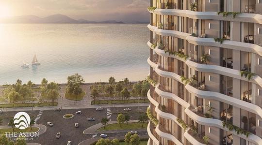 The Aston Luxury Residence - Tinh hoa đường cong sóng biển - Ảnh 2.