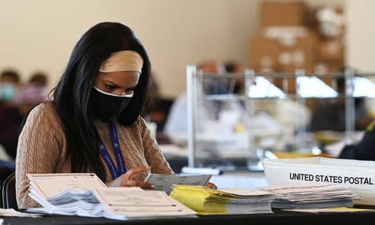 Bầu cử Mỹ: Kết quả bang Georgia sẽ sớm định đoạt cuộc đua? - Ảnh 1.