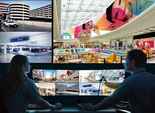 Giải pháp quản lý giao thông, an ninh từ công nghệ màn hình ghép - Ảnh 1.