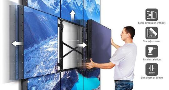 Giải pháp quản lý giao thông, an ninh từ công nghệ màn hình ghép - Ảnh 2.