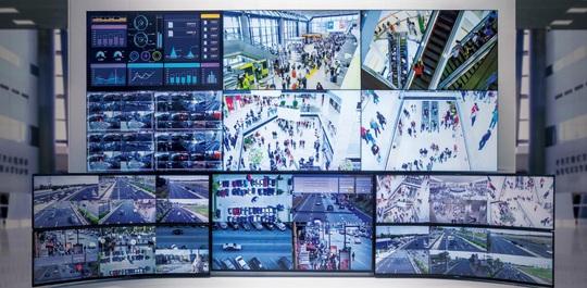 Giải pháp quản lý giao thông, an ninh từ công nghệ màn hình ghép - Ảnh 3.