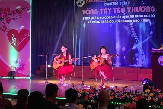 Cung Văn hóa Lao động TP HCM: Hơn 1,2 triệu lượt CNVC-LĐ tham gia sinh hoạt mỗi năm - Ảnh 1.