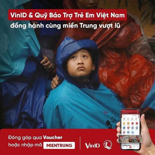 Người dùng VinID quyên góp hơn 500 triệu đồng cho miền Trung chỉ sau 1 tuần phát động - Ảnh 1.