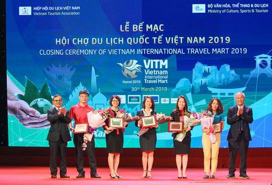 Hơn 300 doanh nghiệp tham dự Hội chợ du lịch quốc tế VITM, sẵn sàng nhiều gói kích cầu hấp dẫn - Ảnh 1.