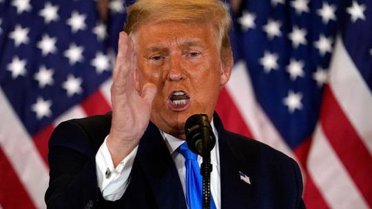 Tổng thống Trump không hài lòng với đội pháp lý - Ảnh 1.