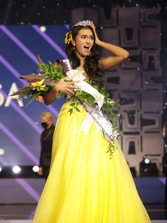 Nhan sắc cô gái đăng quang Hoa hậu Tuổi Teen Mỹ 2020 - Ảnh 4.