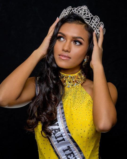Nhan sắc cô gái đăng quang Hoa hậu Tuổi Teen Mỹ 2020 - Ảnh 5.