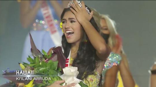 Nhan sắc cô gái đăng quang Hoa hậu Tuổi Teen Mỹ 2020 - Ảnh 3.