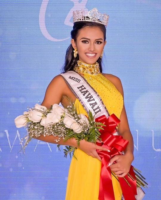 Nhan sắc cô gái đăng quang Hoa hậu Tuổi Teen Mỹ 2020 - Ảnh 6.